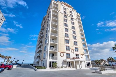 2071 S Atlantic Avenue UNIT 105, Daytona Beach Shores, FL 32118 - MLS#: V4902622
