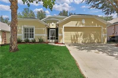 541 Blue Park Road, Orange City, FL 32763 - MLS#: V4902697