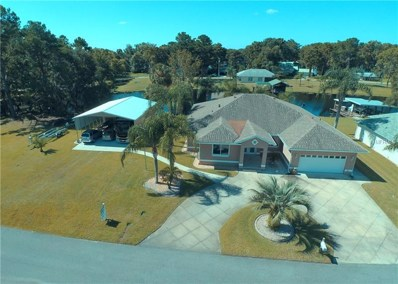 1621 Yellow Brick Road, Astor, FL 32102 - MLS#: V4902717