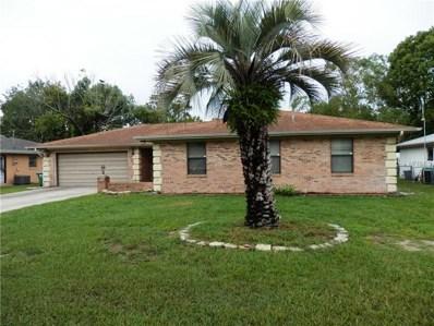 1680 Tarrytown Avenue, Deltona, FL 32725 - MLS#: V4902806