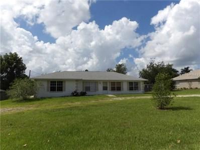 1049 Blue Horizon Drive, Deltona, FL 32725 - MLS#: V4902957