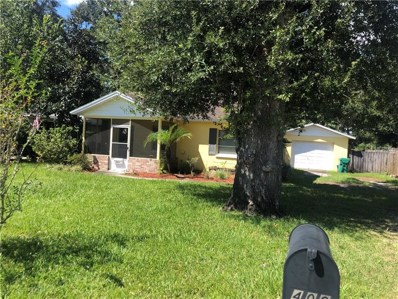406 N Fairview Avenue, Deland, FL 32724 - MLS#: V4903018