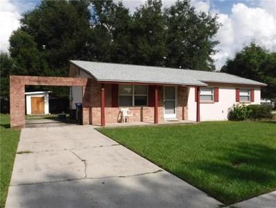 5305 Coyote Trail, Orlando, FL 32808 - MLS#: V4903050