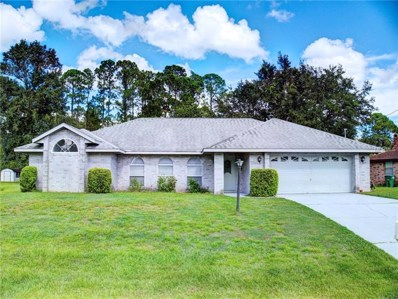 811 Fairbairn Court, Deltona, FL 32725 - MLS#: V4903079
