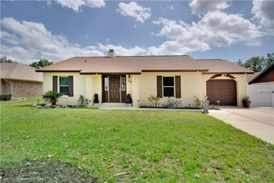 979 Feather Drive, Deltona, FL 32725 - MLS#: V4903231