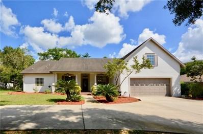 218 Lakewood Drive, Debary, FL 32713 - MLS#: V4903311
