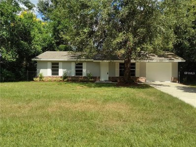 703 W Lansdowne Avenue, Orange City, FL 32763 - MLS#: V4903354