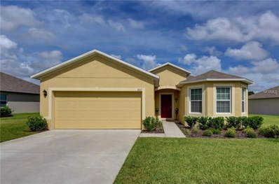 807 Grand Park Court, Deland, FL 32724 - MLS#: V4903437