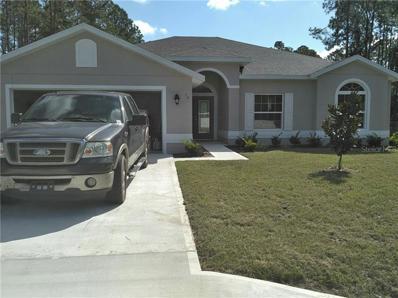 59 Riviere Lane, Palm Coast, FL 32164 - MLS#: V4903446