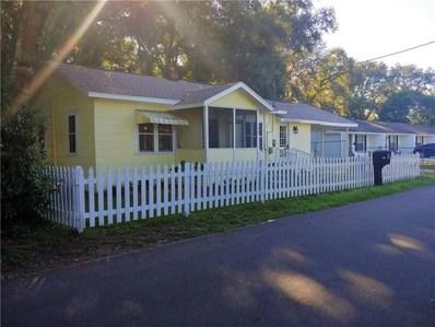 329 S Osceola Street, Deland, FL 32724 - MLS#: V4903447