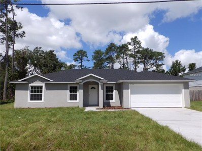 2055 5TH Avenue, Deland, FL 32724 - #: V4903557