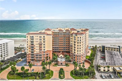 2515 S Atlantic Avenue UNIT 709, Daytona Beach Shores, FL 32118 - MLS#: V4903887