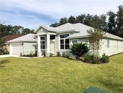 99 Chrysanthemum Drive, Ormond Beach, FL 32174 - MLS#: V4903900