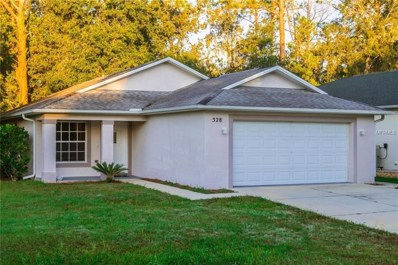 528 Old Mission Road, New Smyrna Beach, FL 32168 - MLS#: V4903950