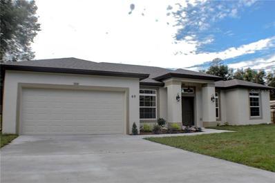 49 Seminole Drive, Debary, FL 32713 - #: V4904035