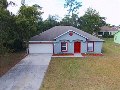 1210 July Circle, Deltona, FL 32738 - MLS#: V4904157