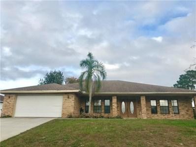 1447 Eden Drive, Deltona, FL 32725 - MLS#: V4904160