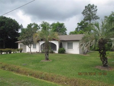 23805 River Road, Astor, FL 32102 - MLS#: V4904168
