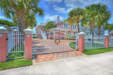 417 N Wild Olive Avenue, Daytona Beach, FL 32118 - MLS#: V4904185