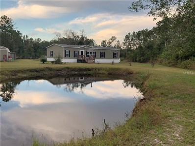 6015 Mormon Trail, De Leon Springs, FL 32130 - MLS#: V4904452