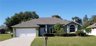 1416 Baton Drive, Deltona, FL 32725 - MLS#: V4904546