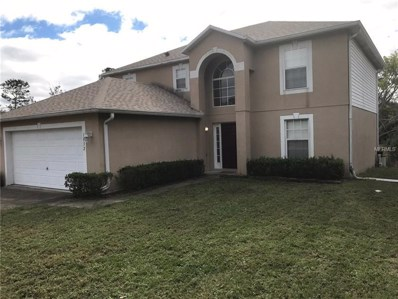 1832 Corolla Court, Deltona, FL 32738 - MLS#: V4904575