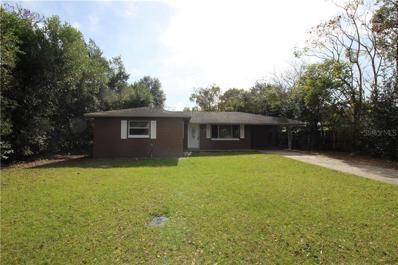 338 E Volusia Avenue, Deland, FL 32724 - #: V4904969