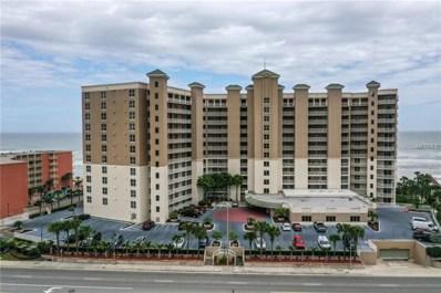 2403 S Atlantic Avenue UNIT 1105, Daytona Beach Shores, FL 32118 - #: V4905752