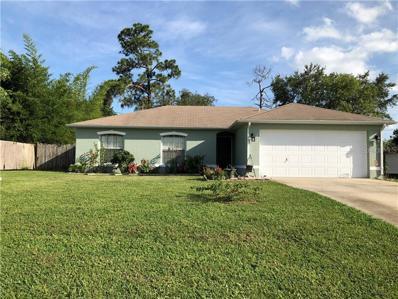 3013 Hunkin Circle, Deltona, FL 32738 - MLS#: V4907955
