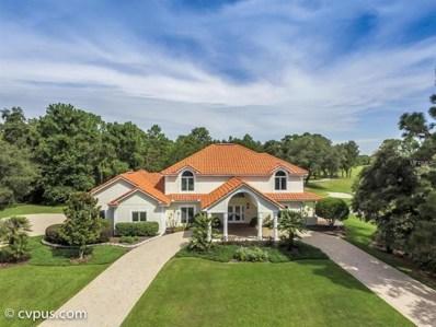 5198 Legend Hills Lane, Spring Hill, FL 34609 - MLS#: W7626863