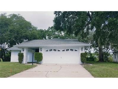 12929 Titleist Drive, Hudson, FL 34669 - MLS#: W7627167