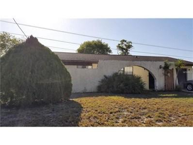 2450 Rim Drive, Spring Hill, FL 34609 - MLS#: W7628540