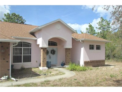 15285 Herschel Road, Brooksville, FL 34614 - MLS#: W7629031