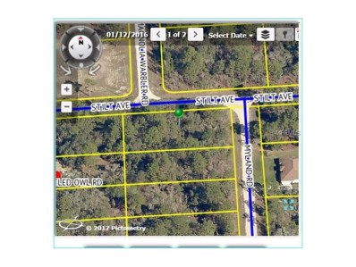 15467 Myland Road, Weeki Wachee, FL 34614 - MLS#: W7630067