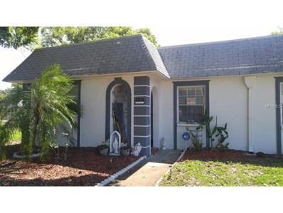 4224 Trucious Place UNIT 4224, New Port Richey, FL 34652 - MLS#: W7630071