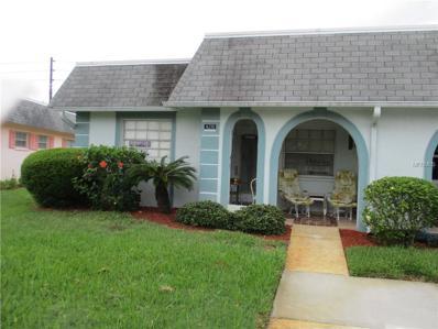 4215 Stratford Drive UNIT 4B, New Port Richey, FL 34652 - MLS#: W7630355