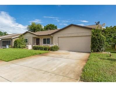 8615 Zane Lane, Port Richey, FL 34668 - MLS#: W7631015