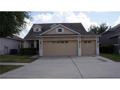 12617 Bramfield Drive, Riverview, FL 33579 - MLS#: W7631235