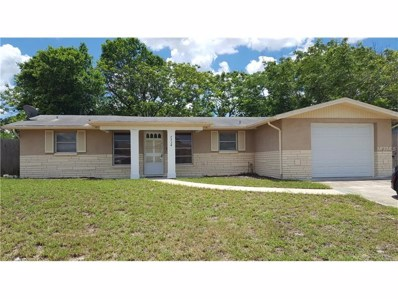 7734 Birchwood Drive, Port Richey, FL 34668 - MLS#: W7631558