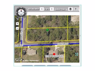 16316 Marquis Road, Brooksville, FL 34614 - MLS#: W7632110