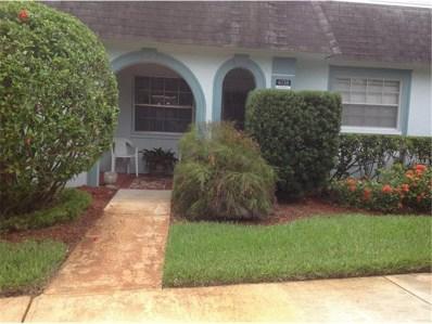 4138 Stratford Drive, New Port Richey, FL 34652 - MLS#: W7632214