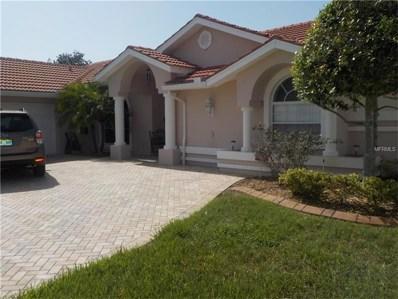 13512 Woodside Drive, Bayonet Point, FL 34667 - MLS#: W7632297