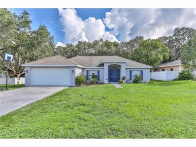 8155 Giffen Lane, Spring Hill, FL 34608 - MLS#: W7632948