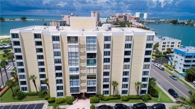 800 S Gulfview Boulevard UNIT 601, Clearwater Beach, FL 33767 - MLS#: W7632984