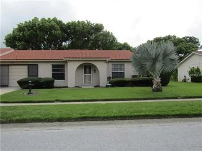 11450 Stansberry Drive, Port Richey, FL 34668 - MLS#: W7633002