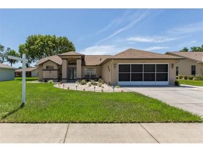 10460 Audie Brook Drive, Spring Hill, FL 34608 - MLS#: W7633045