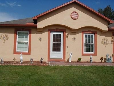 5178 Deltona Boulevard, Spring Hill, FL 34606 - MLS#: W7633089