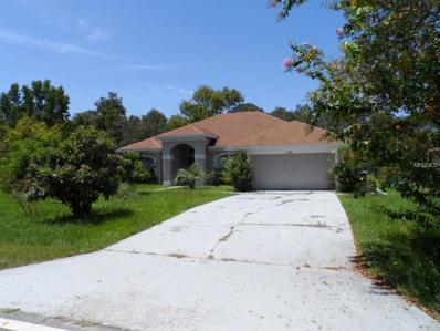 3251 Lema Drive, Spring Hill, FL 34609 - MLS#: W7633108
