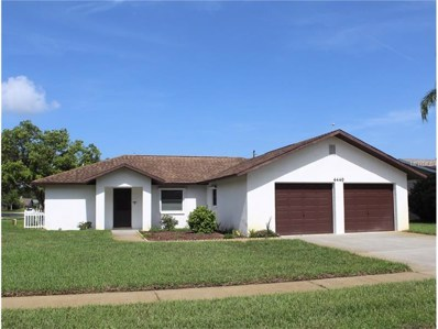 4449 Zack Drive, New Port Richey, FL 34653 - MLS#: W7633166
