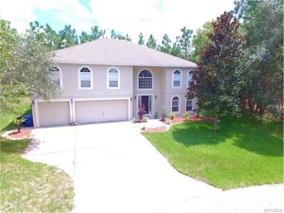 7 Balata Court, Homosassa, FL 34446 - MLS#: W7633279